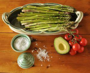 tray salt food