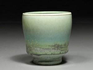 Richard Hensley Plain Green Cup