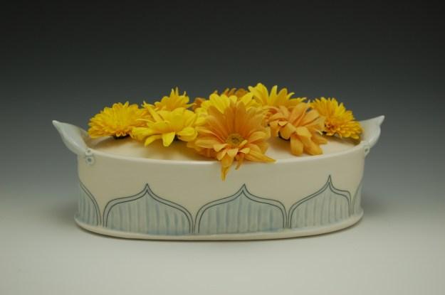 Julie Wiggins Flower Pot