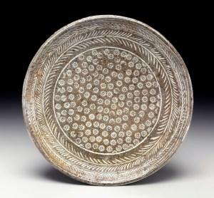 Michael Kline Inlay Plate