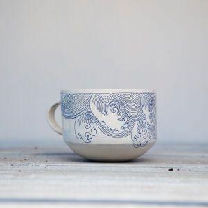 Linda Fahey Wave Mug