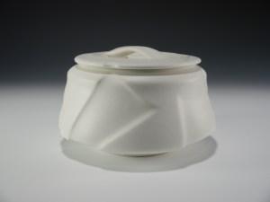 Steve Kelly White Jar