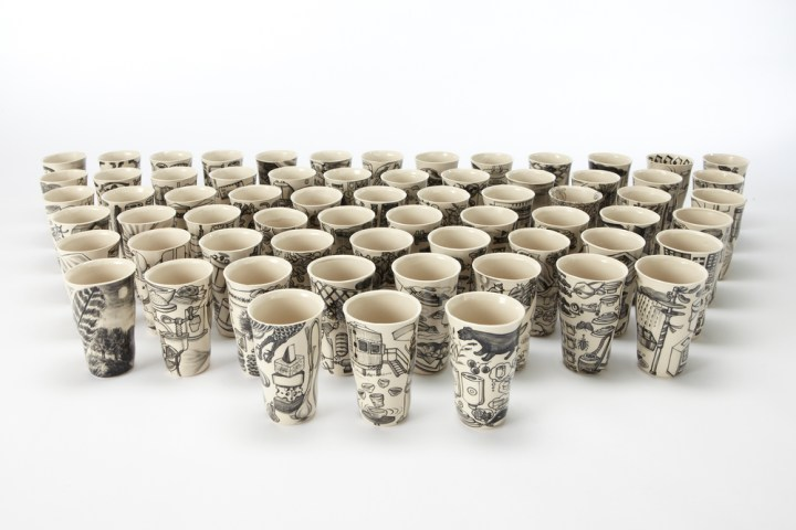 Yoko Sekino-Bove Diary Cup Project