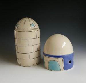 Heidi Fahrenbacher Pots