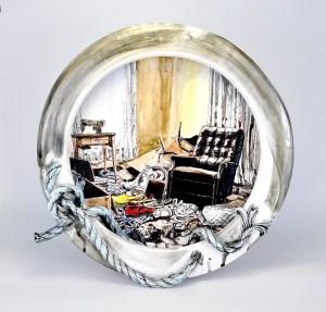 Jessica Brandl Room Plate