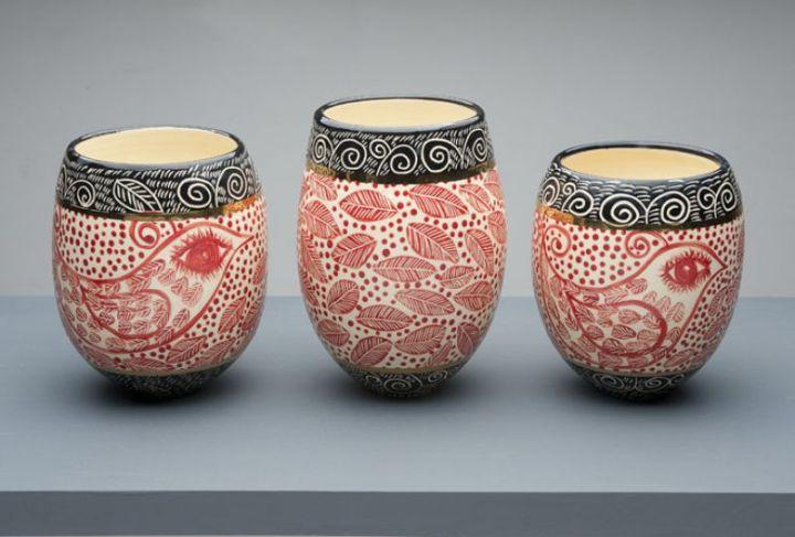 Adriana Christianson Vases