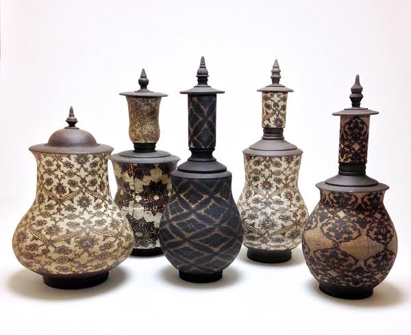 Forest Lesch Middleton Jars