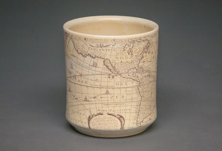 Brandon Schwartz Map Cup