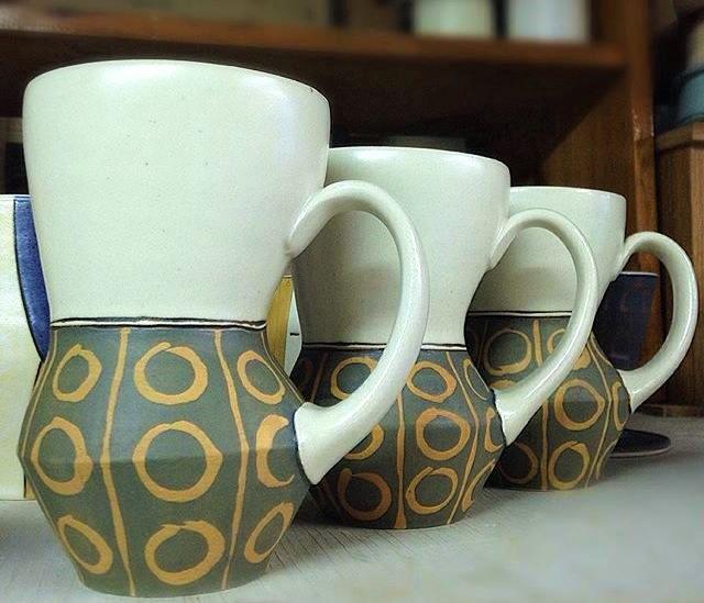 Brooke Millecchia Darted Cups