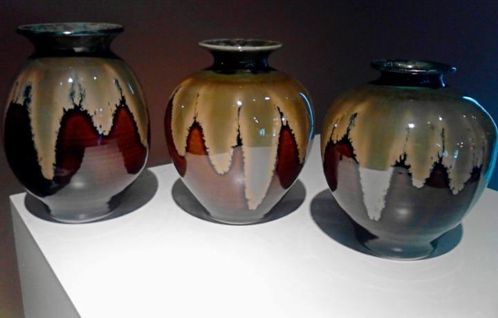 Will McCanless Three Vases