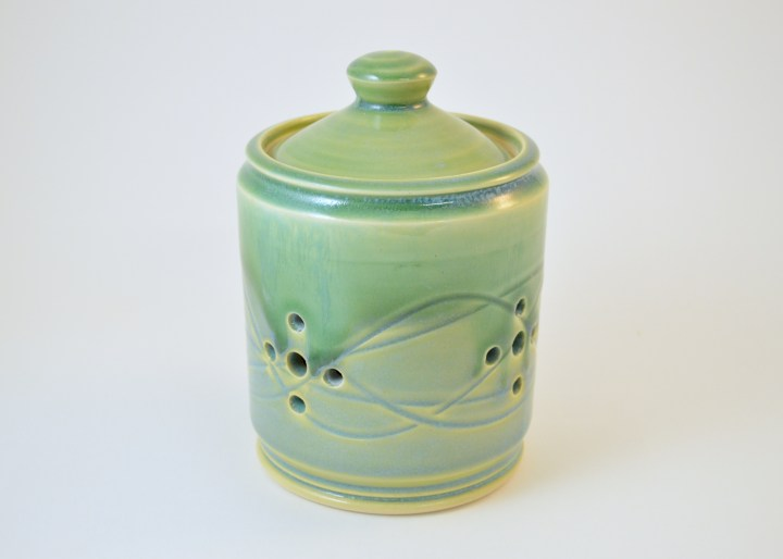 Patrick Gibson Covered Jar