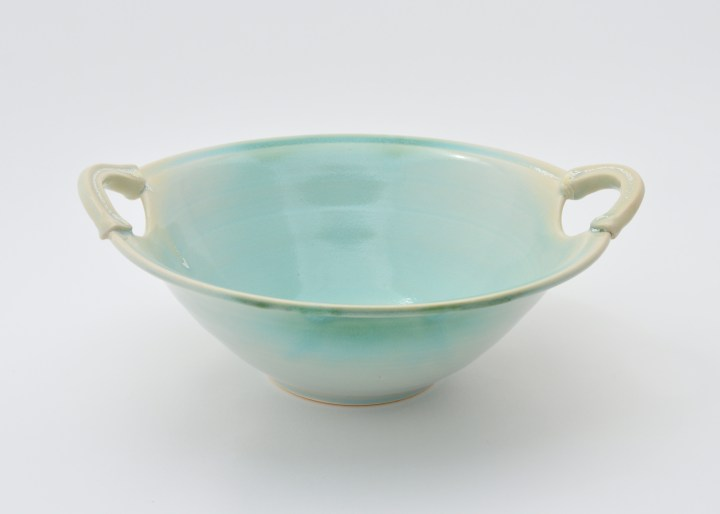 Patrick Gibson Handled Bowl