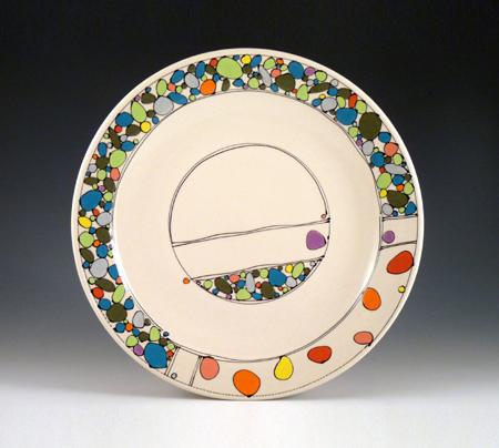 Emily Free Wilson Plate