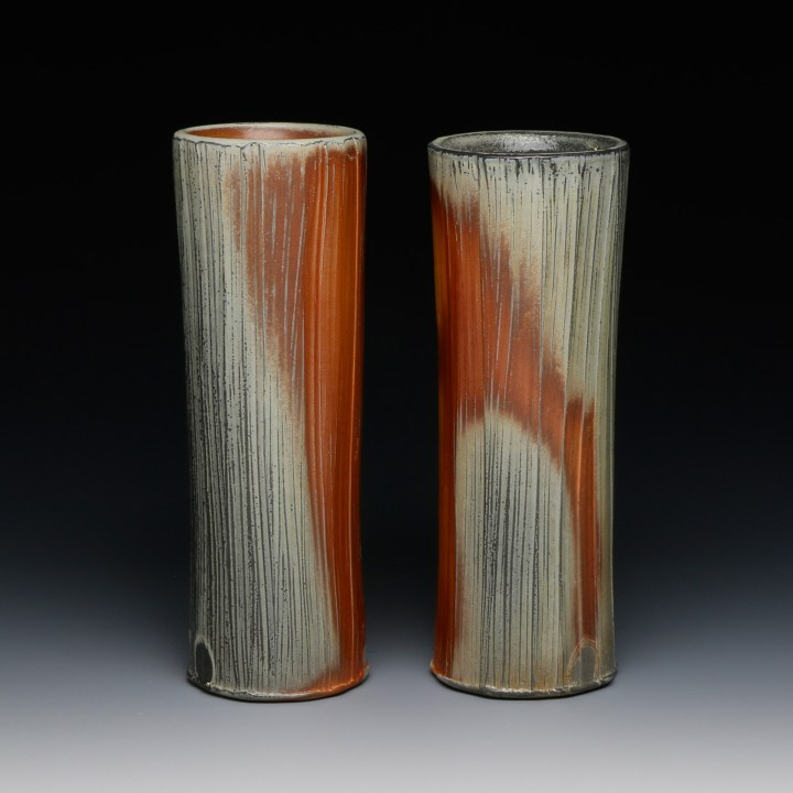 Neil Celani Two Flashed Tumblers