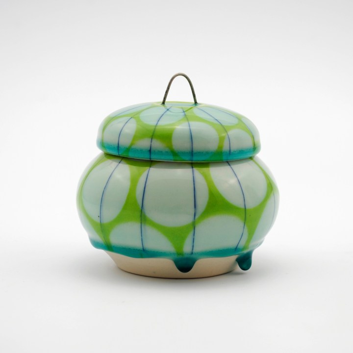 Rachel Donner small-green-jar