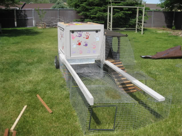 10 Free Chicken Tractor Plans And Designs The Poultry Guide