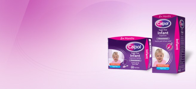 Teething Calpol