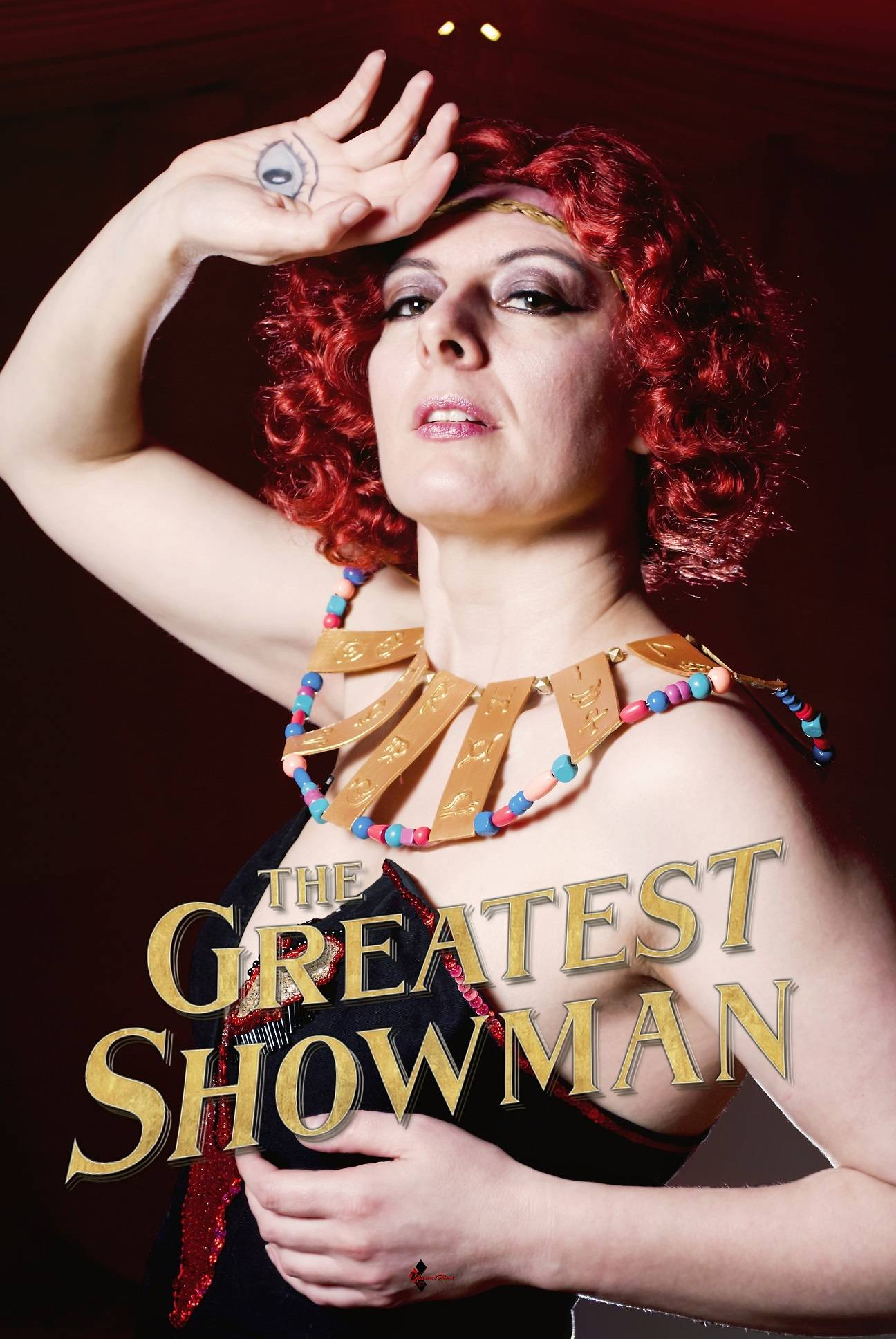 Lettie Lutz Real The Greatest Showman Cosplay Cosplaywon