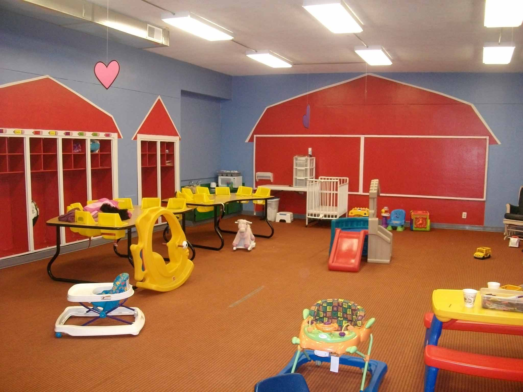 Decor Center What Supplies Are Needed To Open A Daycare Center Or