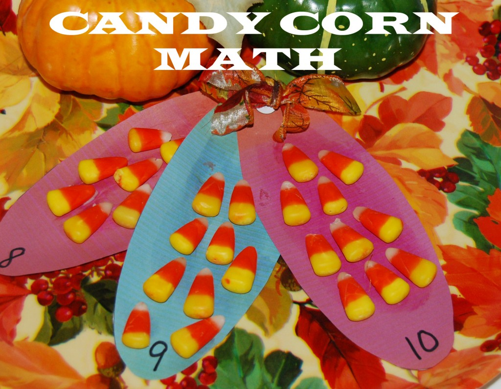 candy corn template