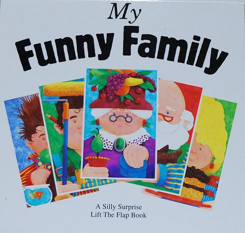 My Funny Family Family Tree Stick Crafts for Preschool - how to make a family tree book