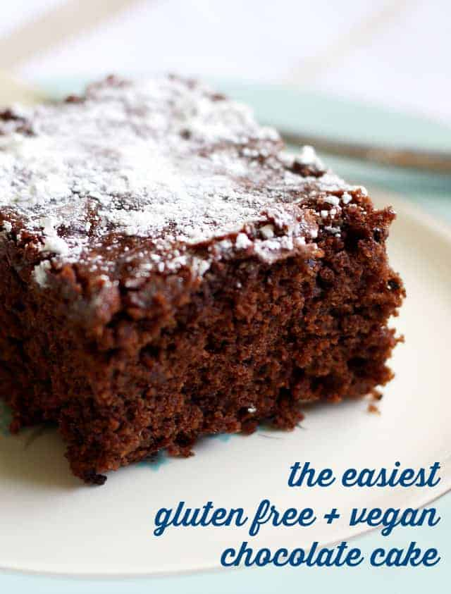 Chocolate Cake Images Free : The Easiest Gluten Free and Vegan Chocolate Cake. - The ...