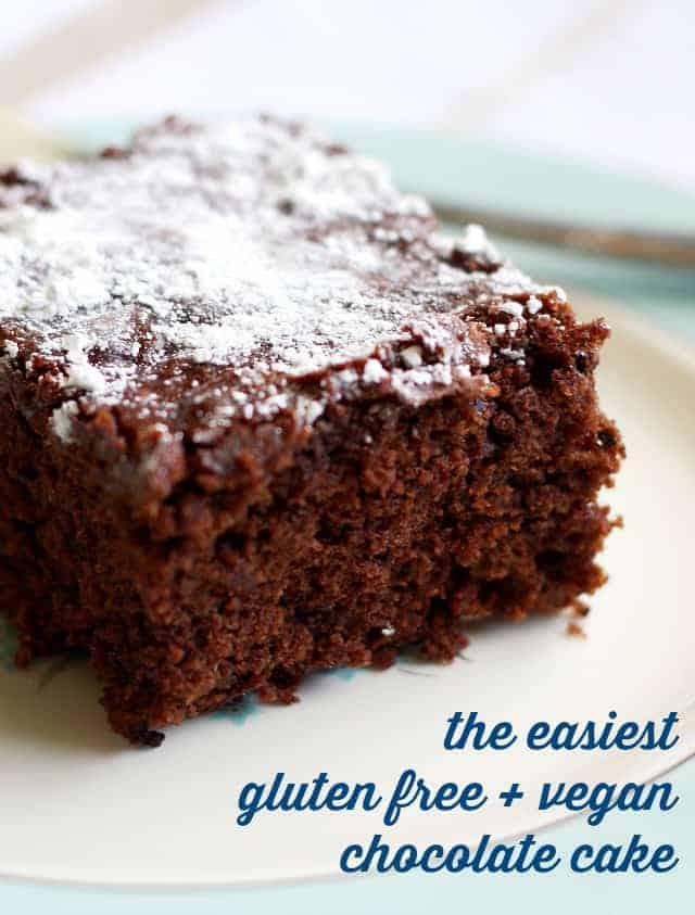 Namaste Chocolate Cake Recipe