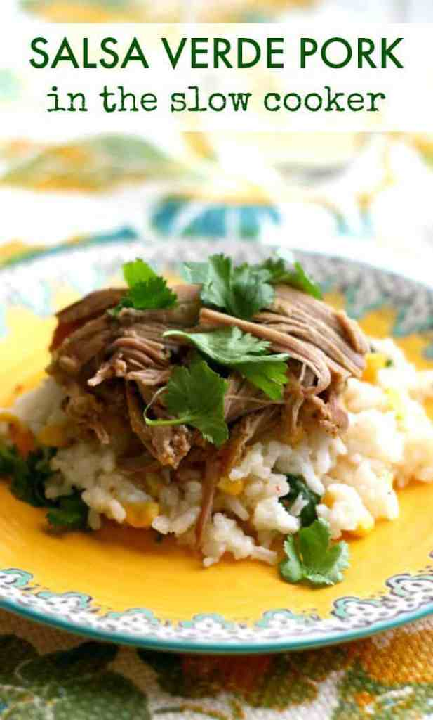 Slow Cooker Guisado Verde Recipe — Dishmaps