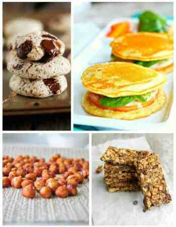 gluten and dairy free lunch ideas