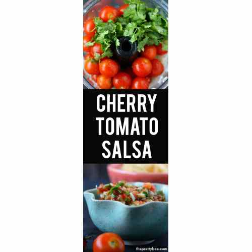Medium Crop Of Cherry Tomato Salsa