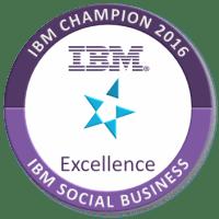 IBM Champion 2016 for Social Business