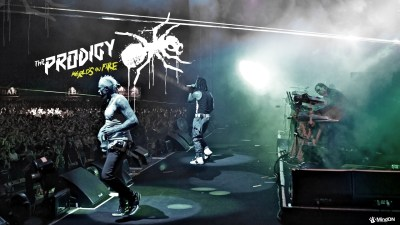 Fan Made The Prodigy Wallpaper by Kolano 004 | The Prodigy Fanboy - Liam Howlett Keith Flint ...