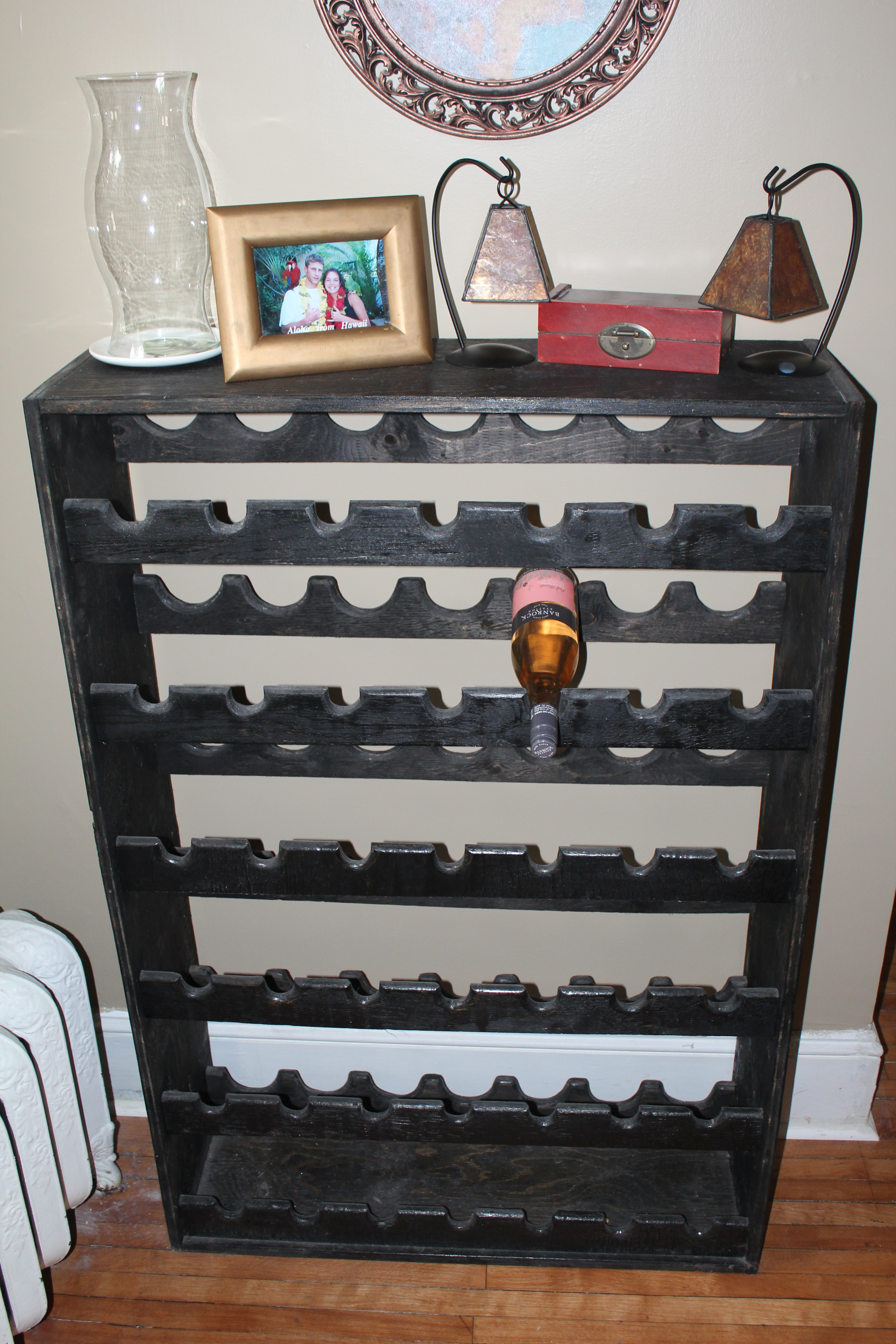 How To Make A Wine Rack How To Make Your Own Wine Rack The Project Maker