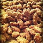Recipe: Cinnamon & Sugar Toasted Almonds