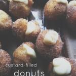 Recipe: Custard-filled Donuts