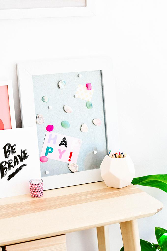 DIY Gem Magnets