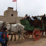 Bent's Fort Celebrates Holidays, 1840s-Style