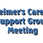 Alzheimer's Caregiver Support Group Meeting