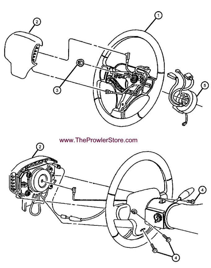 plymouth prowler wiring diagram