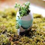 Easter Egg Garden Craft