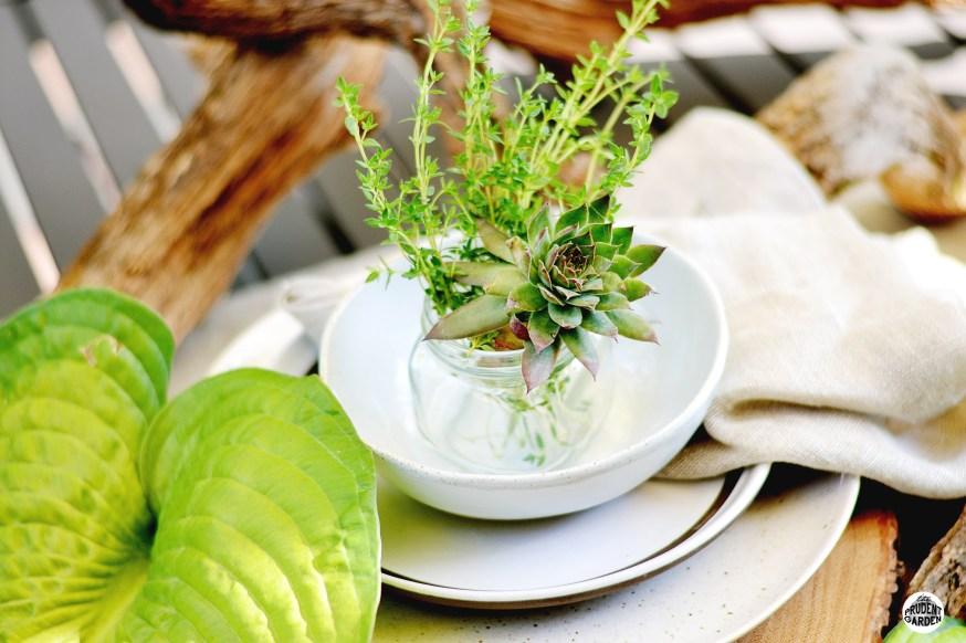 Foraged Garden Tabletop