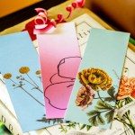 Free Botanical Bookmarkers