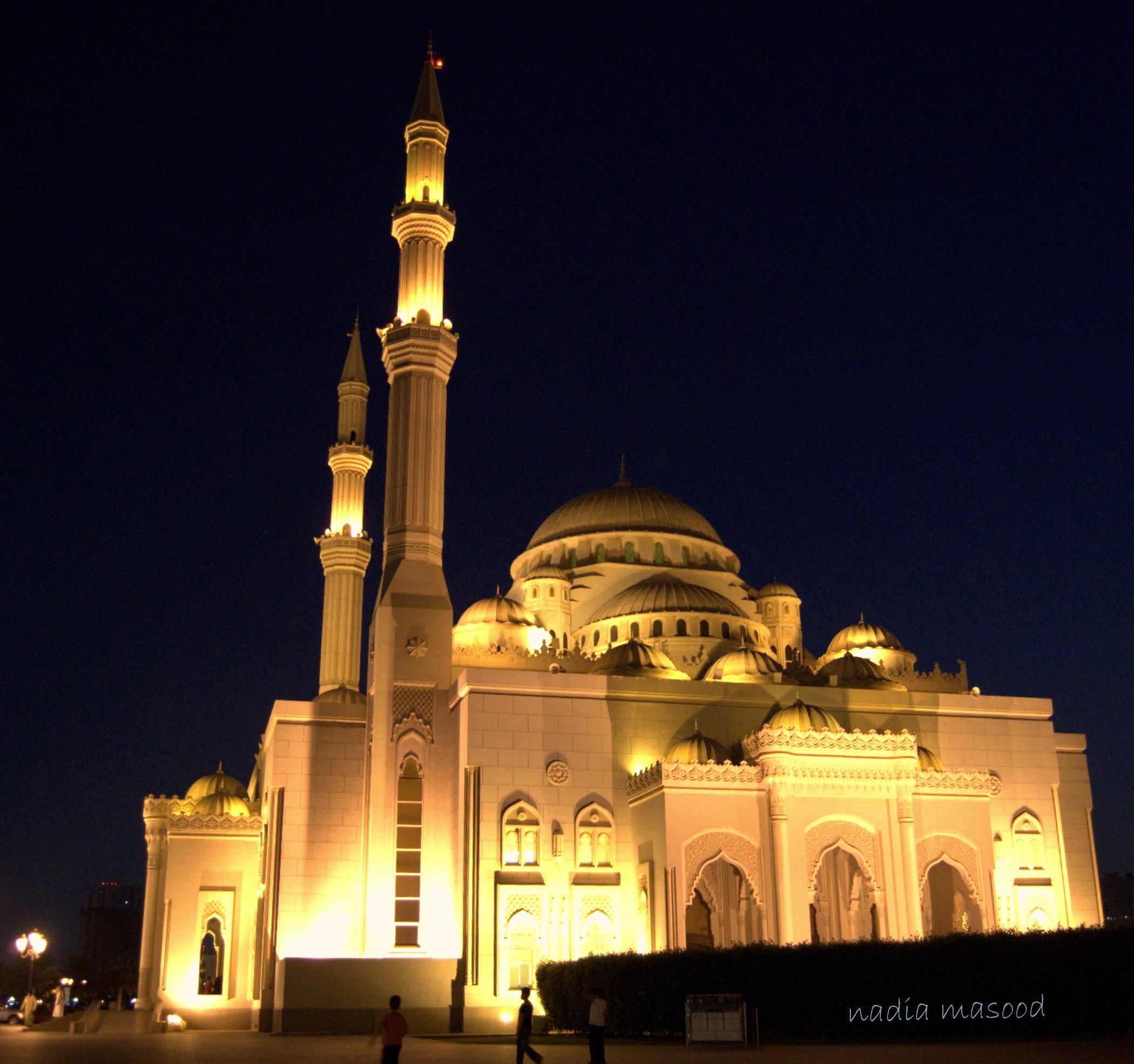 Beautiful Masjid
