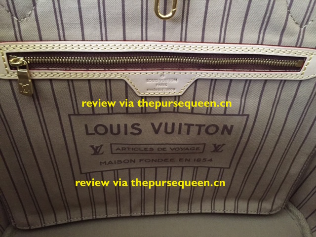Louis Vuitton Authentic And Replica Bags Handbags Reviews Louis Vuitton New Neverfull Monogram Replica Review (email