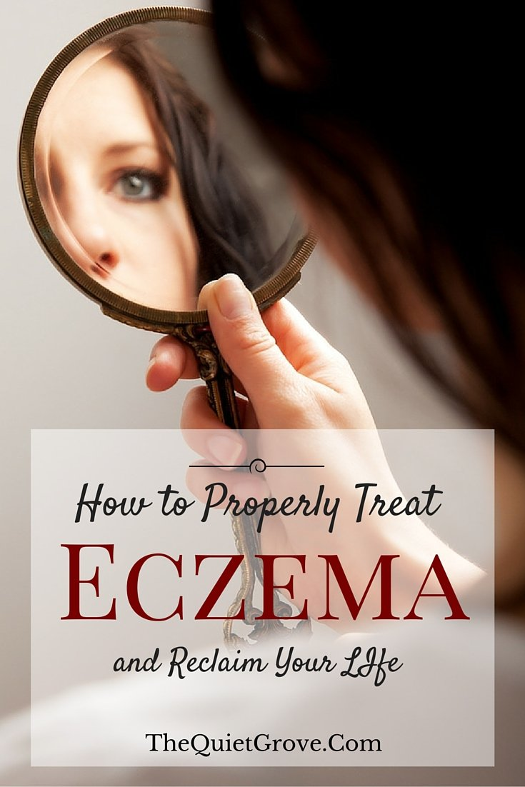 how to take care of eczema