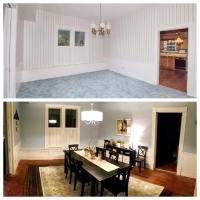 Dining Room Remodel  The Quiet, Simple Life