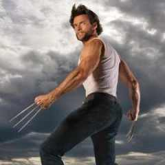 Hugh Jackman callipygian buttocks
