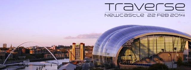Traverse 14 in the Sage Newcastle Gateshead