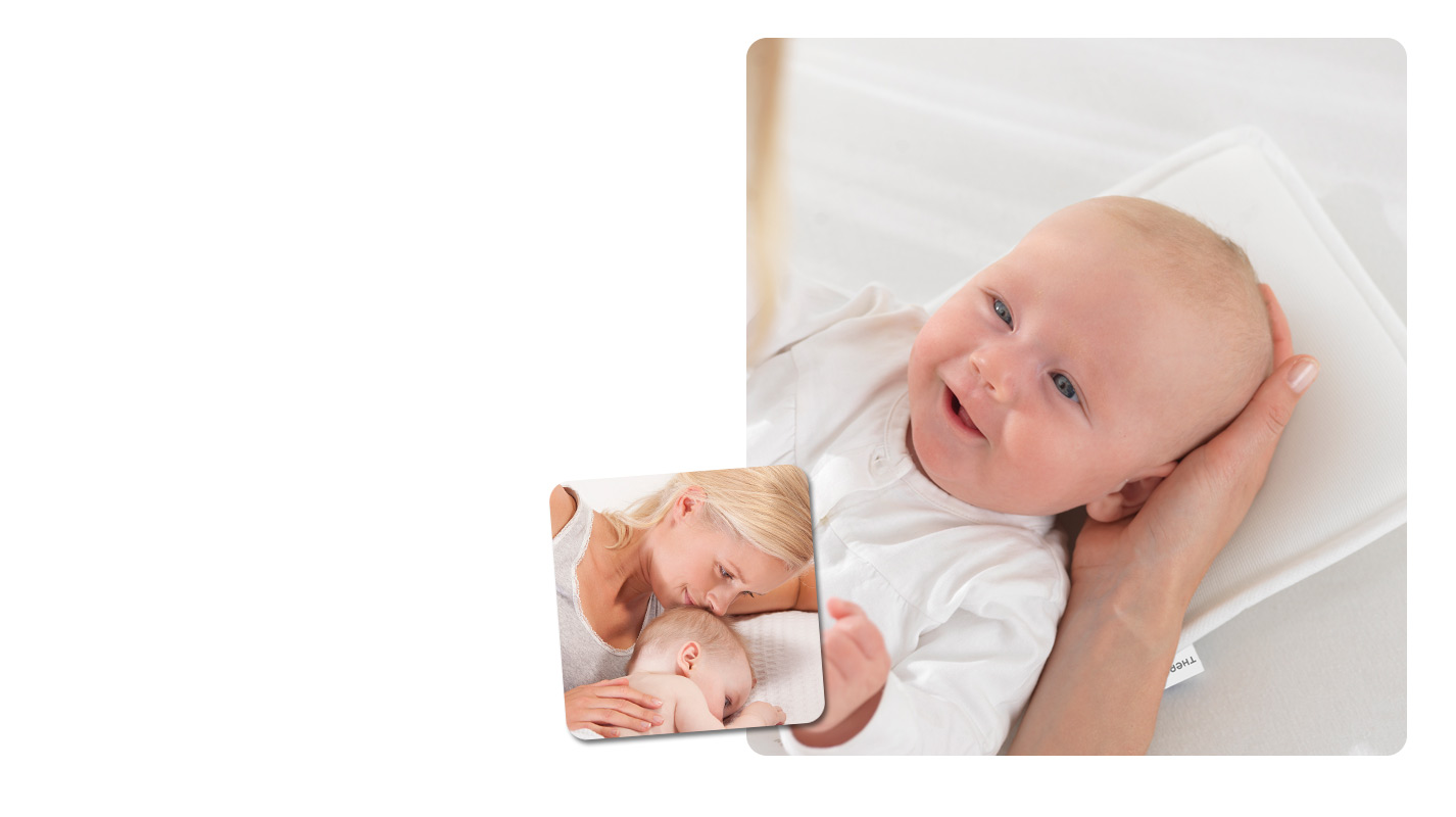 Baby Kopfkissen Buy Baby Pillows Uk Baby Pillow Uk From Theraline