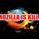 Mozilla Firefox Spreading Anti-GamerGate Propaganda
